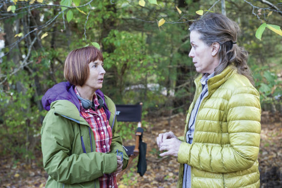 The Road to Cinema Podcast: Writer Jane Anderson on Developing 'Olive Kitteridge' into HBO Miniseries with Frances McDormand