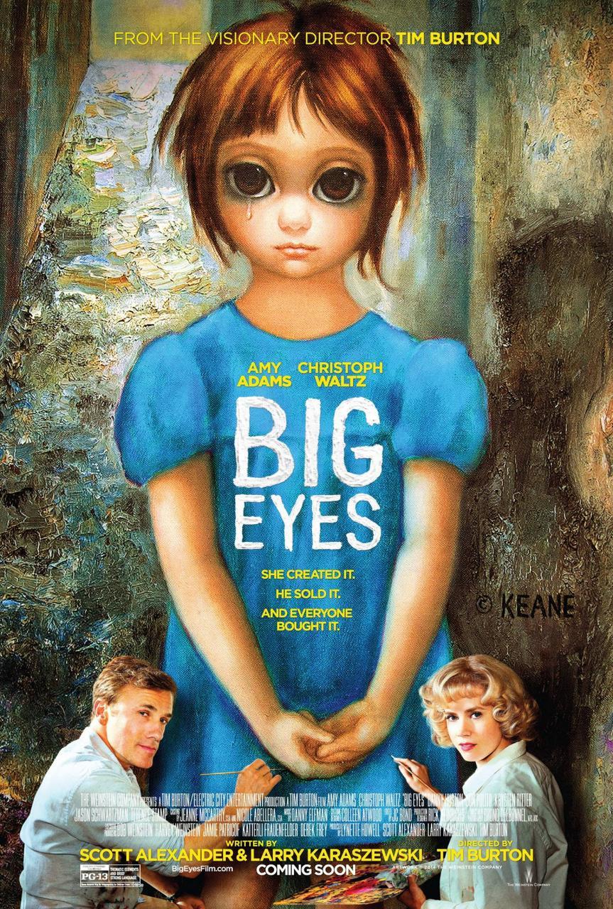 The Road to Cinema Podcast: Screenwriters Scott Alexander & Larry Karaszewski on 10 Year Journey Behind the Making of 'Big Eyes'