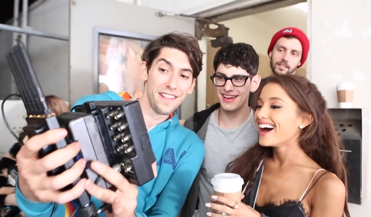 Max Landis on his Screenwriting Process, Directing New Ariana Grande Music Video, and Making 'Jane LA' Sequel