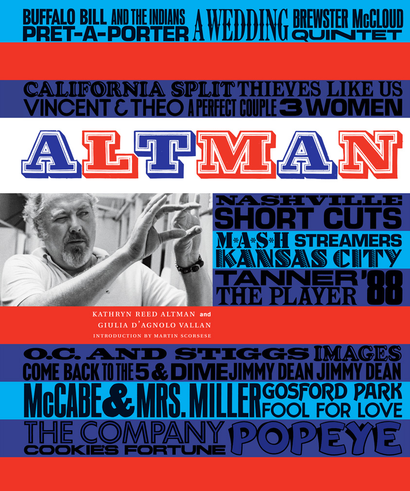 Kathryn Altman on New Book 'Altman' Featuring Her Photographs Chronicling the Life and Career of Filmmaker Robert Altman