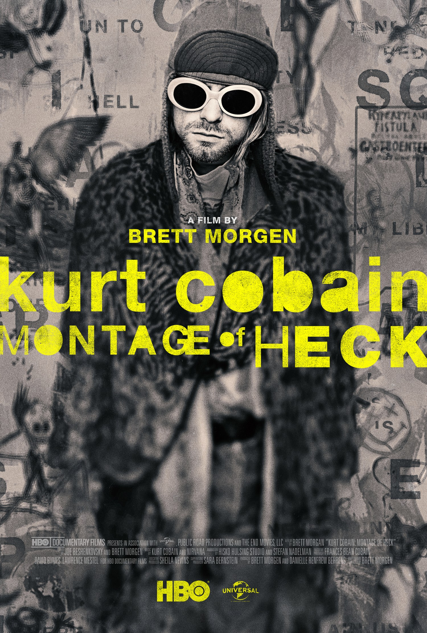 Oscar Nominated Director Brett Morgen on Making New HBO Documentary 'Kurt Cobain: Montage of Heck'