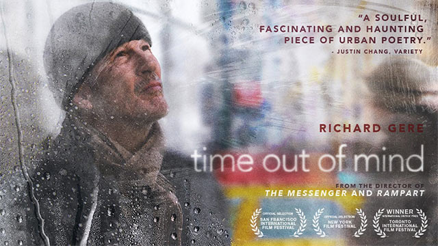 Writer/Director Oren Moverman on Creating a Reality for Richard Gere's Character in 'Time Out of Mind'