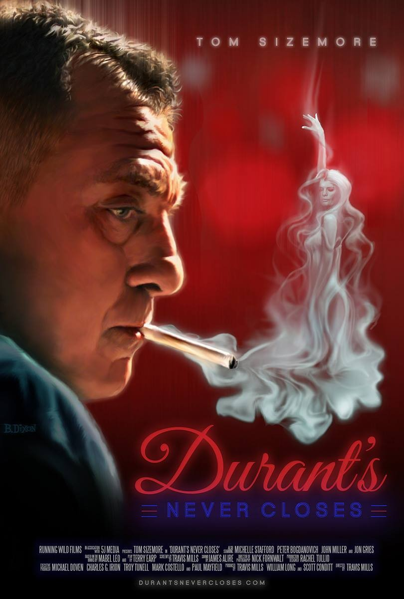 Director Travis Mills on working with Tom Sizemore in NEW Film 'Durant's Never Closes', Independent Filmmaking and How Running Wild Films made 52 Short Films in 52 Weeks