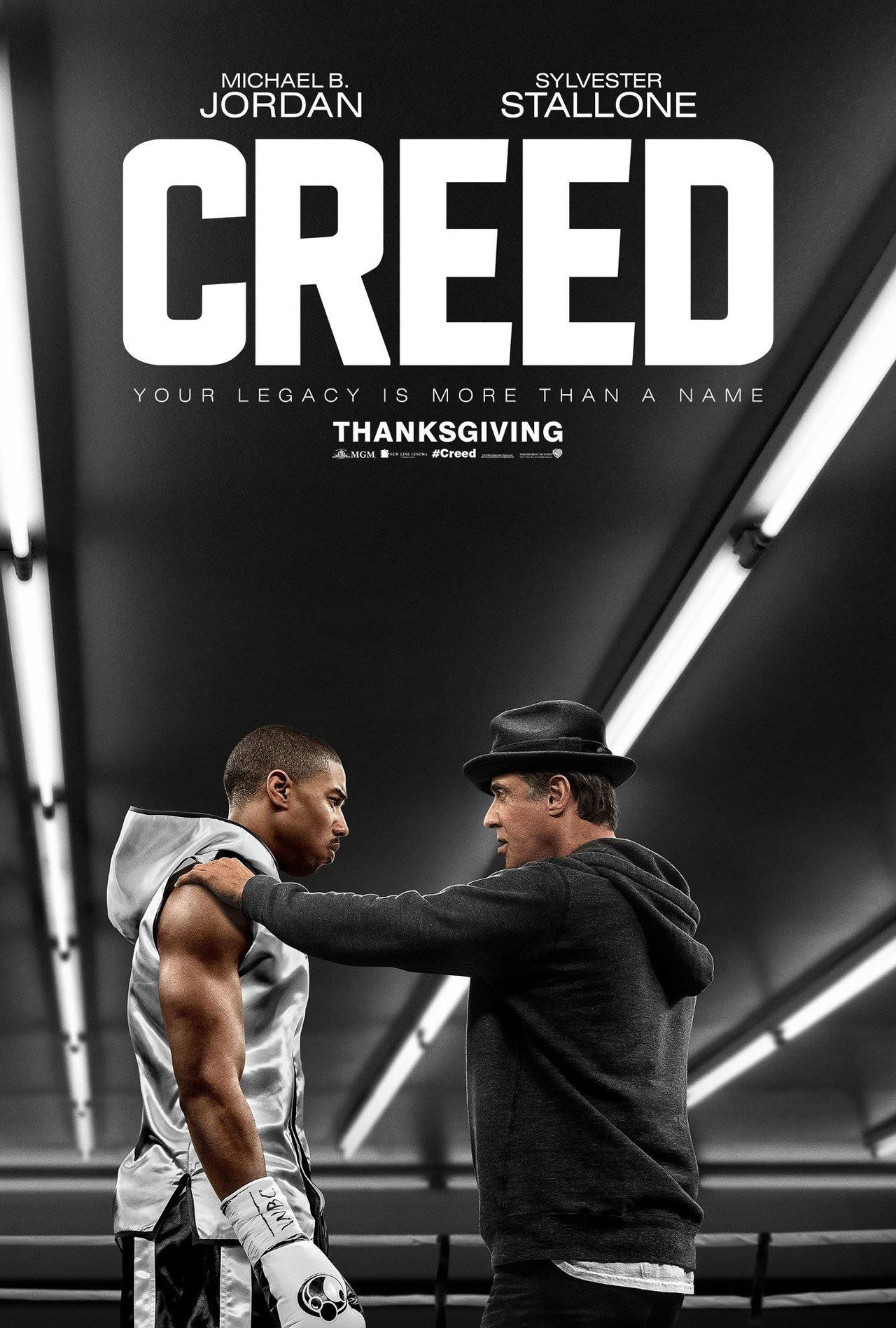 Road to Cinema Goes Inside 'Creed' with Co-Screenwriter Aaron Covington & Co-Editor Claudia Castello