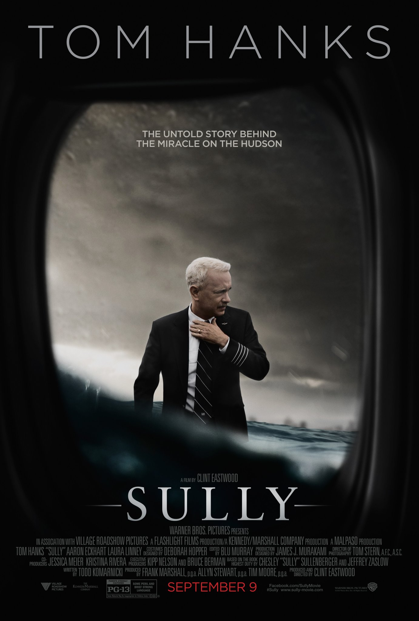 Screenwriter Todd Komarnicki on how Tom Hanks and Director Clint Eastwood boarded 'Sully' to a dramatic landing