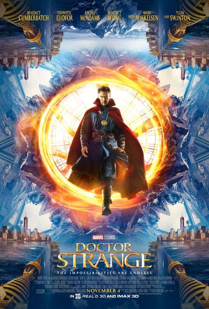 'Doctor Strange' Screenwriter Jon Spaihts on Working with Marvel & Developing 'Passengers' starring Jennifer Lawrence