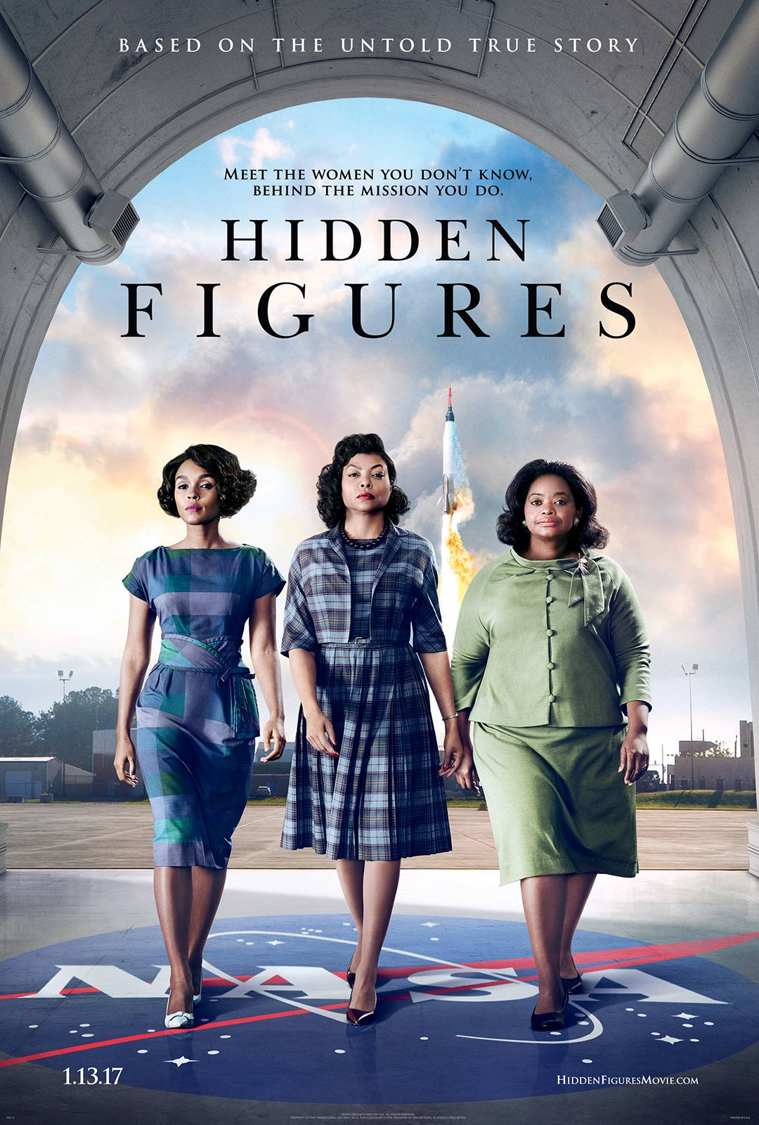 A look Inside 'Hidden Figures' with Director Ted Melfi