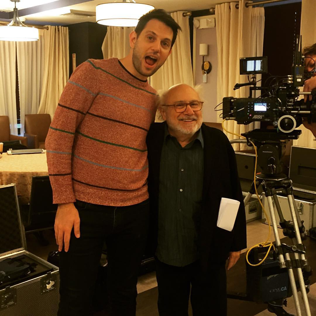 From Stage to Screen: Writer Joshua Conkel on Developing 'Curmudgeons' with Danny DeVito