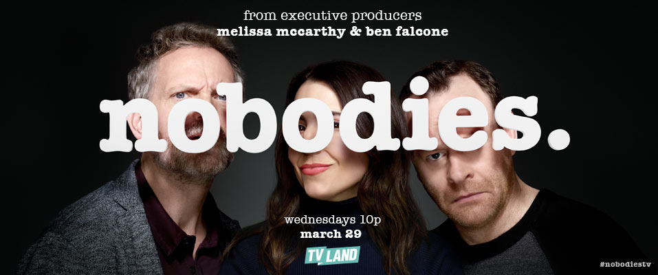 Larry Dorf from the NEW TV Land Comedy 'Nobodies' talks with The Road to Cinema Podcast!