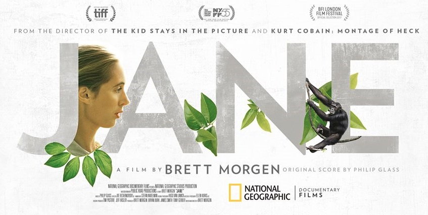 Director Brett Morgen on NEW Documentary 'Jane' and Developing Unique Aesthetics for Non-Fiction Films