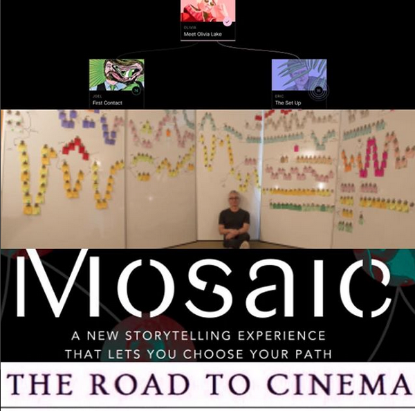 Screenwriter Ed Solomon on the Innovative HBO series Mosaic